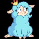 Принцесса Элеонора: cтикер №24