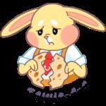Весенний Пончик с AliExpress: cтикер №4