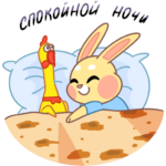 Весенний Пончик с AliExpress: cтикер №12