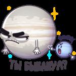Парад планет: cтикер №7