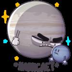 Парад планет: cтикер №8
