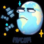 Парад планет: cтикер №13