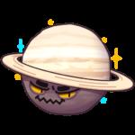 Парад планет: cтикер №37