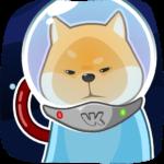 Космический рейнджер Акио: cтикер №3