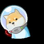 Космический рейнджер Акио: cтикер №14