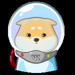 Космический рейнджер Акио: cтикер №17