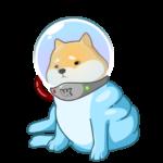 Космический рейнджер Акио: cтикер №26