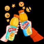 Pulpy (новые): cтикер №11