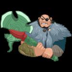 Райя и последний дракон: cтикер №22