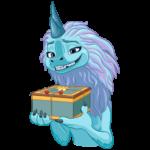Райя и последний дракон: cтикер №28