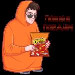 Cheetos: cтикер №19