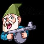 Деда Гном: cтикер №2