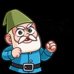 Деда Гном: cтикер №7