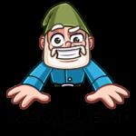 Деда Гном: cтикер №21