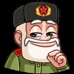 Деда Гном: cтикер №22