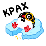 Приличный Пингвин: cтикер №29