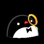 Приличный Пингвин: cтикер №30