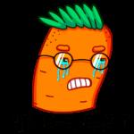 Морквоша: cтикер №3