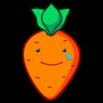 Морквоша: cтикер №7
