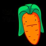 Морквоша: cтикер №26