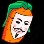 Морквоша: cтикер №28