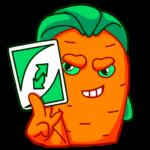Морквоша: cтикер №29
