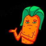 Морквоша: cтикер №35