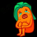 Морквоша: cтикер №39